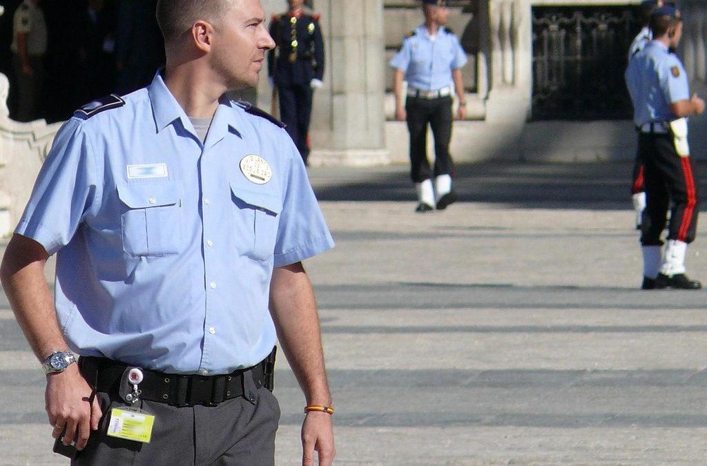 Curso de vigilante de seguridad en Madrid, una profesión con futuro